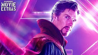 Marvel's DOCTOR STRANGE- The Complete Story | Best Action Scenes Compilation