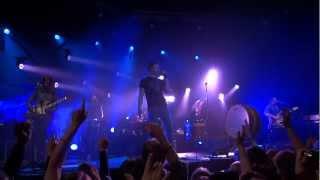 Imagine Dragons DEMONS Denver Fillmore Auditorium 3/23/13