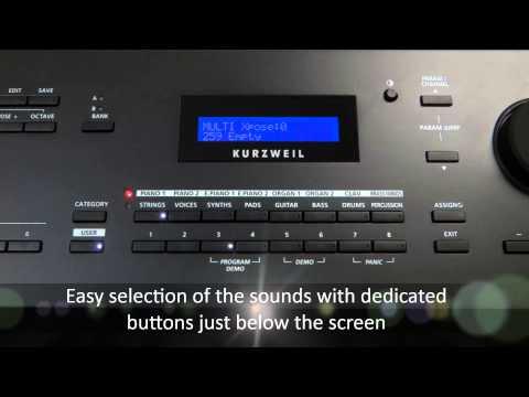 Kurzweil Artis SE presentation (english version)