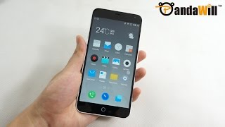 Meizu M1 Note Octa-Core 64-Bit Smartphone Hands On