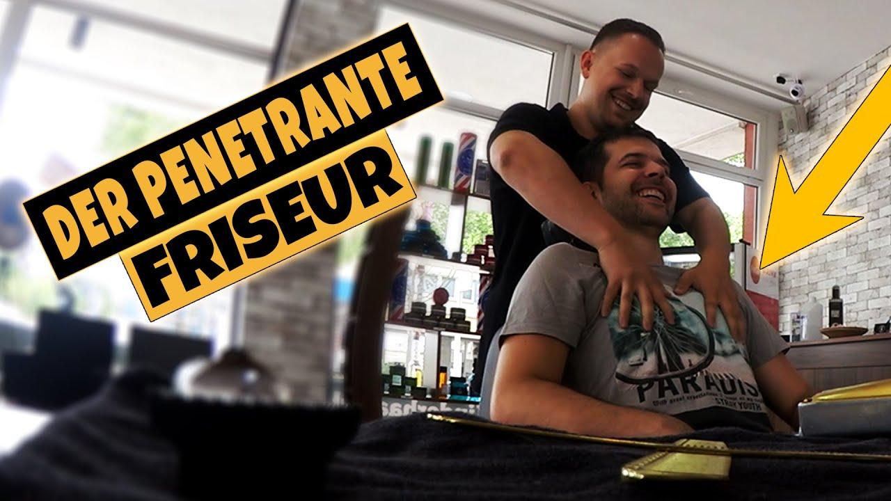 Der penetrante Friseur | PVP