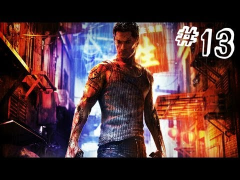 Sleeping Dogs - Gameplay Walkthrough - Part 13 - CHRIS TUCKER (Video Game) thumbnail