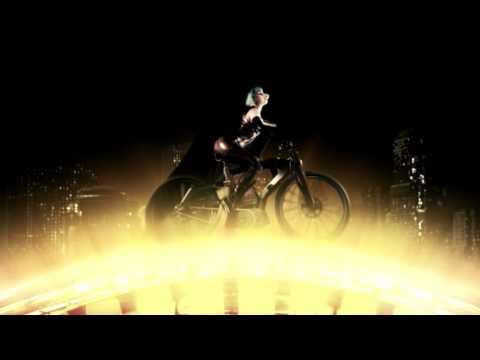 Lady Gaga für RTL 2 - Bicycle Trailer
