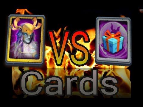 Special Card Vs Druid Card + Rolling 2K Gems
