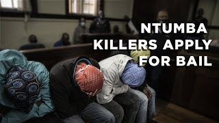 The four police officers accused of killing Mthokozisi Ntumba during a student protest returned to the Johannesburg Magistrates Court on 24 March 2021 for their bail application.   #Ntumba #Police #Protests