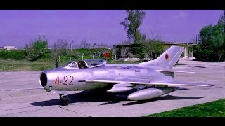 MiG-19 walkaround