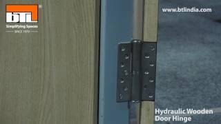 Hydraulic Wooden Door Hinge