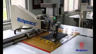 Richpeace Auto Sewing Machine Series