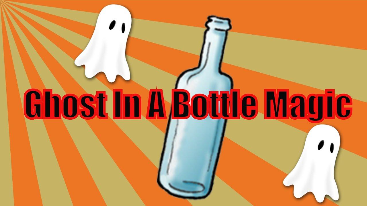 Uncategorized Magic For Kids diy magic for kids ghost in a bottle youtube bottle
