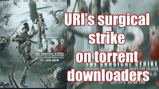 URI- the surgical strike, now on torrent downloads