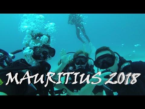 Mauritius Travel 🌊 Aquaventure, Scuba diving [4k]