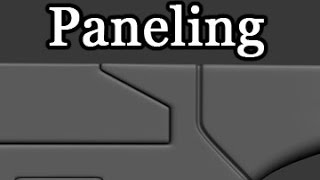 3D Modeling Tutorial #122 - Panel Effects