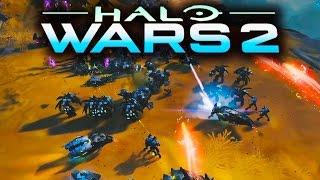 HALO WARS 2 НОВАЯ СТРАТЕГИЯ ОТ MICROSOFT Взгляд изнутри