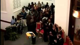 First Apostolic Faith Church Choir Sings @ House of Prayer For All People - It