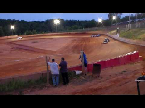 Rolling Thunder Raceway(EXTREME STOCK 4's) 6-10-16