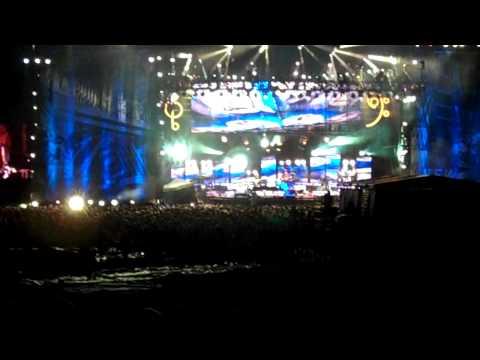 Billy Joel & Elton John Concert - I'm Still Standing - Wrigley Field Chicago 7/22/2009