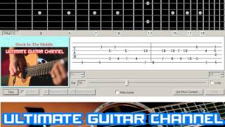 [Guitar Solo Tab] Stuck In The Middle (Stealers Wheels)