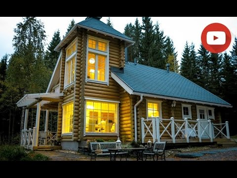 Torniniemi rental cottage. Cottage holidays in Finland. Punkaharju Lakeland