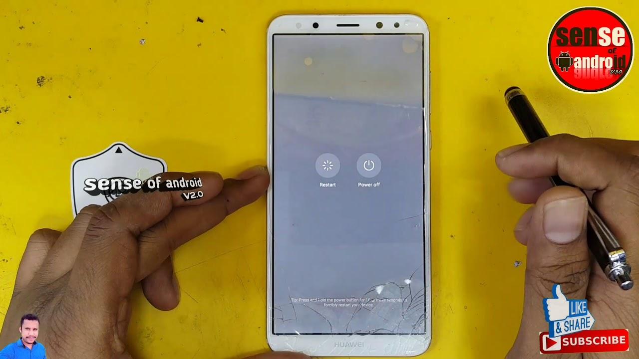 Huawei Mate 10 lite FRP Bypass (RNE-L21 8 0 0 337) December