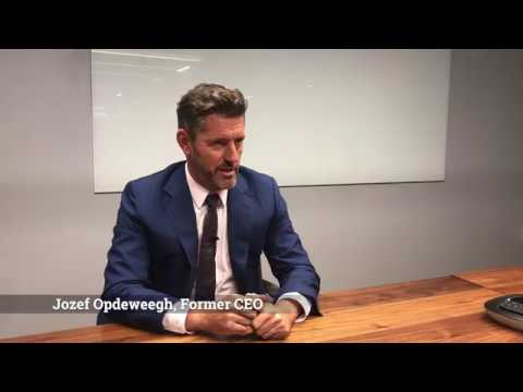 Jozef Opdeweegh- First CEO Advice
