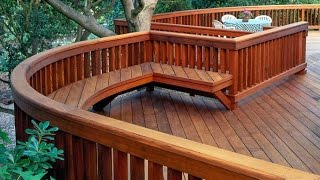 243 Deck Railing Ideas