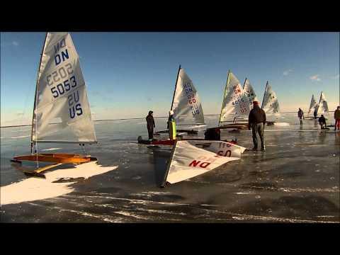 2014 12 06 Houghton Lake Michigan  DN Scrub Racing