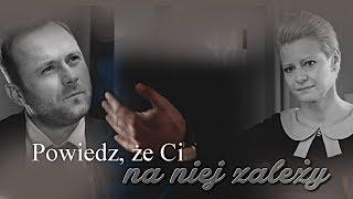 Prawo Agaty | Marek + Agata | Historia ich miłości | Sezon 3 | Powiedz, że Ci na niej zależy.