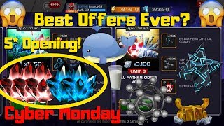 OMG! Cyber Monday Offers! Whaling Out! 5x 5* Crystals! - Marvel Con