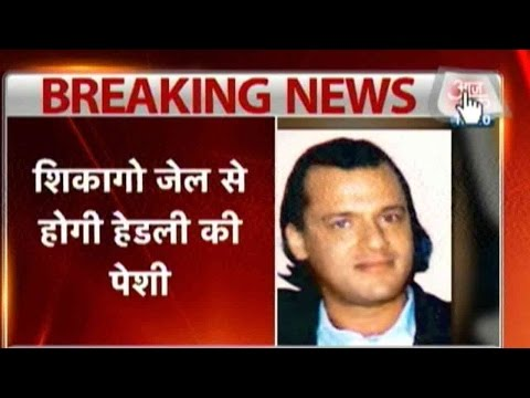 26/11 Mumbai Attack: David Headley To Appear In Court Via Video Conference
