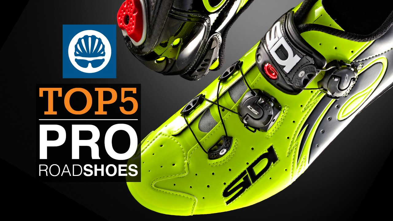 Top 5 - Pro Road Shoes - YouTube