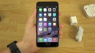 iPhone 6 Plus Unb๐xing and First Look!