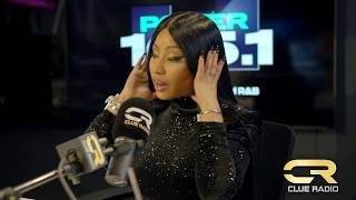 vuclip Nicki Minaj Talks New Album #Queen With DJ Clue
