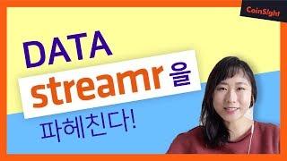 Streamr(DATA) 스트림알을 파헤쳐 보자!!!!   CN JP Subtitles  