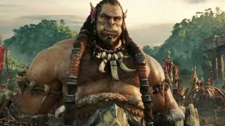 Warcraft movie : orks attacking troops scene tamil dubbed
