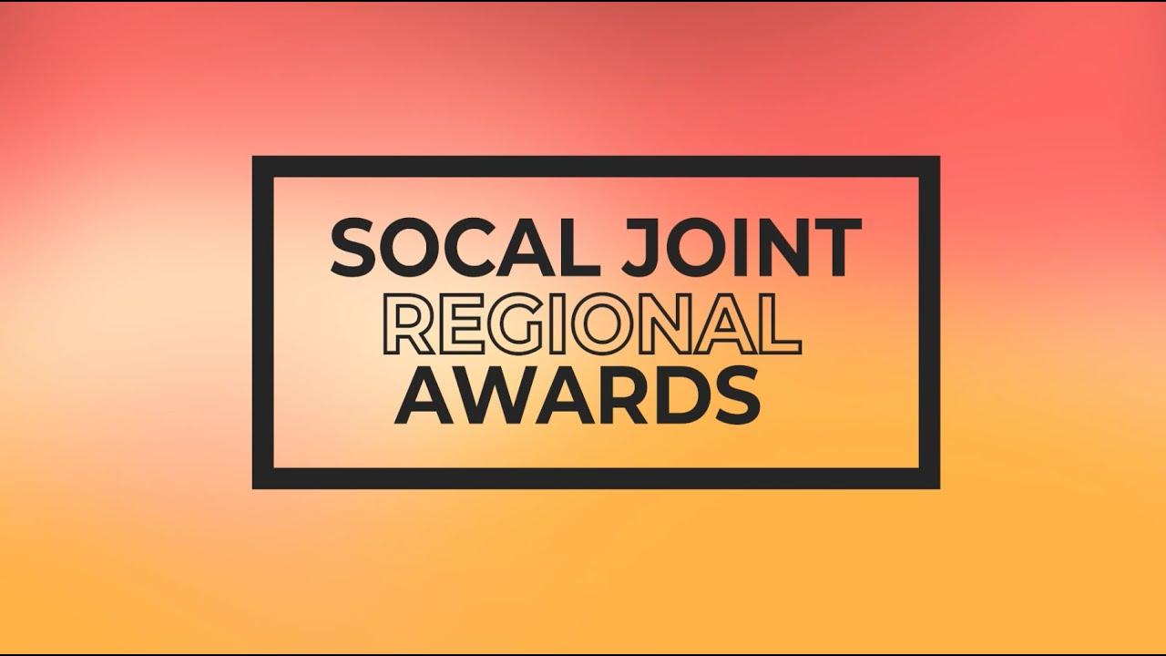 SoCal Joint Regional Awards Ceremony