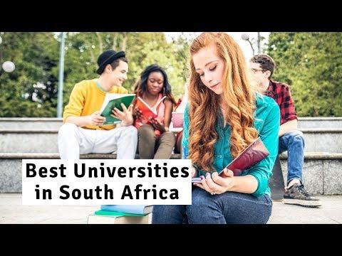 Best Universities In South Africa 2019  Top 10 University In South Africa   University Hub