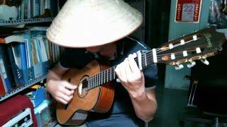 Gió về miền xuôi (Bolero Guitar) - Anhbaduy Guitar - Cà Mau