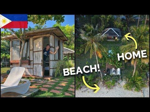 AMAZING FILIPINO BEACH HOMES IN DAVAO (Philippines Coastal Road Trip)