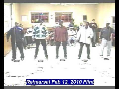 New Dramatics Rehersal Flint Michigan Feb 12, 2010