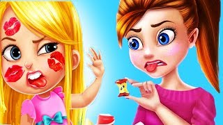 Babysitter Care Fun Play Bath Time, Dress Up And Feed Kids Games
