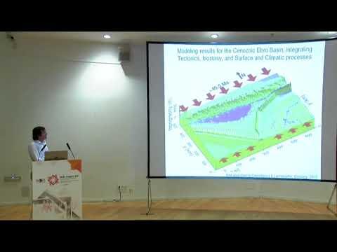 Outburst flood erosion and long-term landscape evolution models, PAGES talk by Garcia-Castellanos
