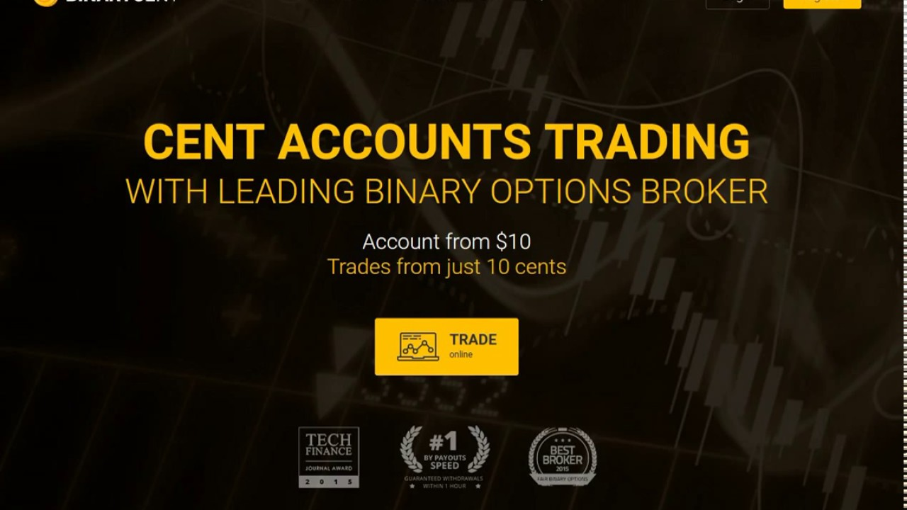 Binary options binary cent