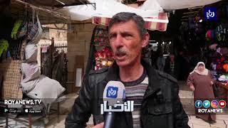 أكثر من 30 أَلف فلسطيني يؤدون صلاة الجمعة في المسجد الاقصى - (30-3-2018)