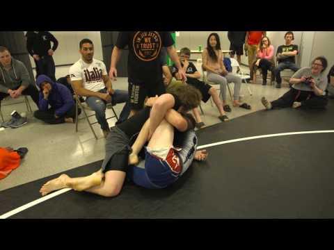 Alec Callahan vs Jeff Smith