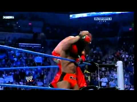 WWE Smackdown 12/21/10 Part 8/10 (HD)