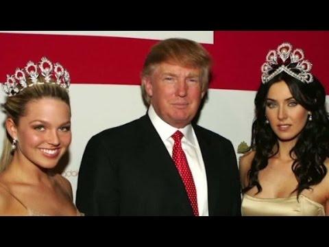 Trump Heard Bragging He Saw Beauty Contestants Naked