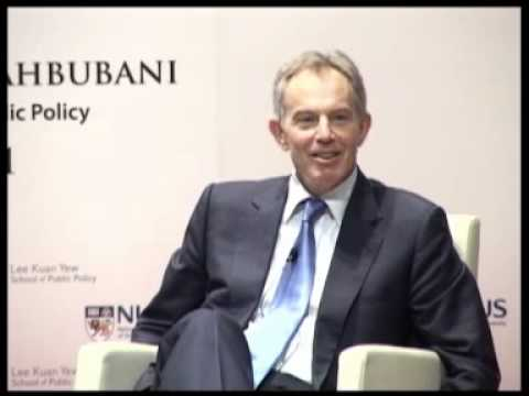 2011 Lee Kuan Yew School of Public Policy - Challenges and Opportunities in a Globalised World