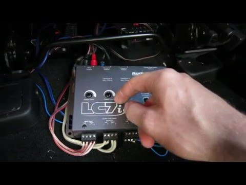 Audiocontrol lc7i and lc2i review and install walk through  YouTube