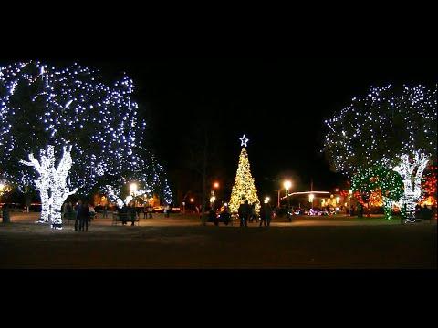 Fredericksburg Texas Christmas Lights