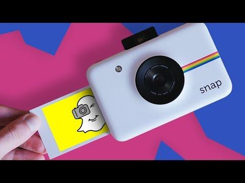 CRASH TEST : Polaroid Snap